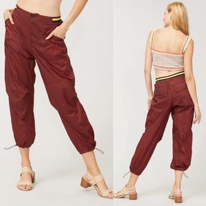 Free people ripple sports pants NWT